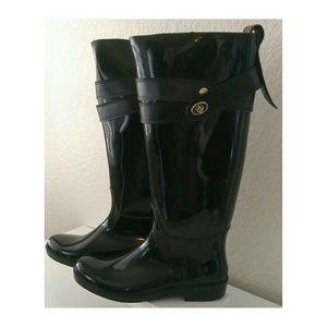 👢 Authentic Coach Waterproof Rain Boots.